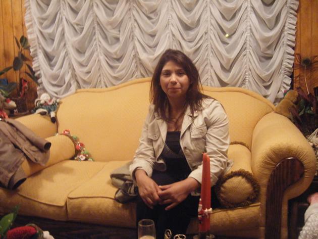 Hortensia Vargas Alvarado   Imagen: Mauricio Baeza