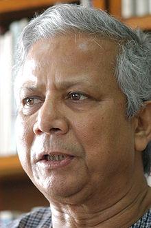 Muhamad Yunus   Wikipedia