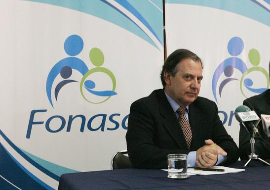 Director de Fonasa