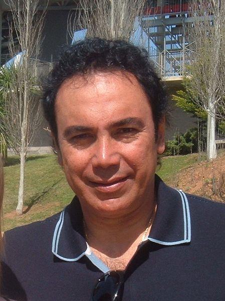 Hugo Sánchez   Wikimedia Commons