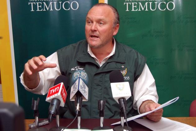 Miguel Becker | Prensa Municipalidad de Temuco