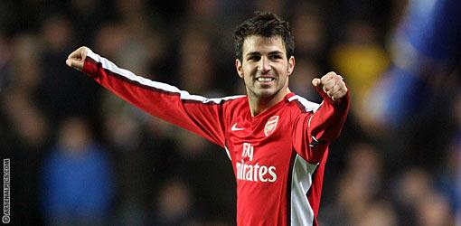 Cesc Fabregas   arsenal.com