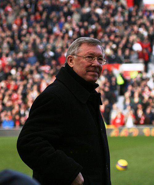 Alex Ferguson   Wikimedia (cc)
