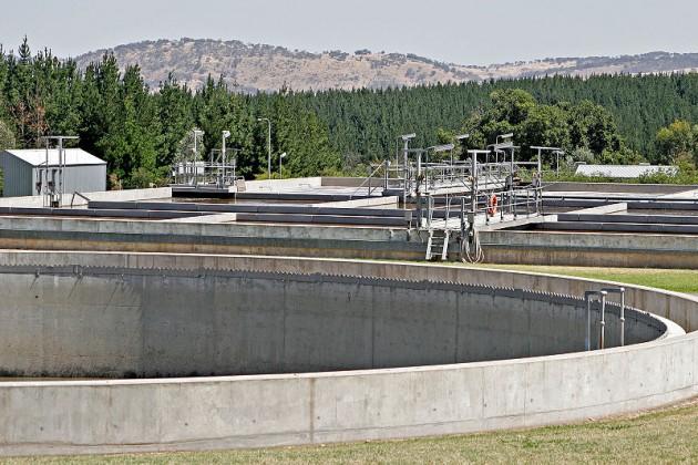 Planta de tratamiento de aguas   Wikipedia (cc)