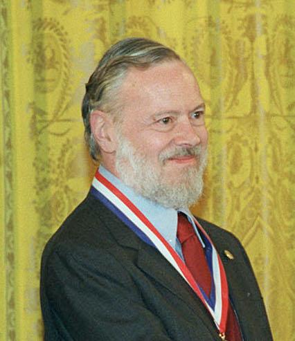 Dennis Ritchie | Wikipedia (CC)