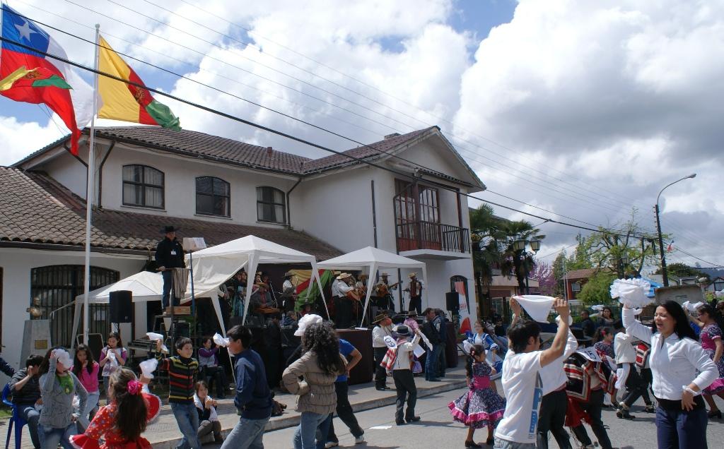 Prensa Municipio de Hualqui