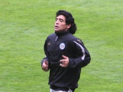 Diego Maradona   Nebbish1 en Flickr (cc)