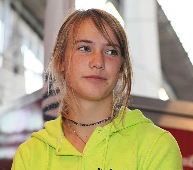 Laura Dekker (Wikipedia)