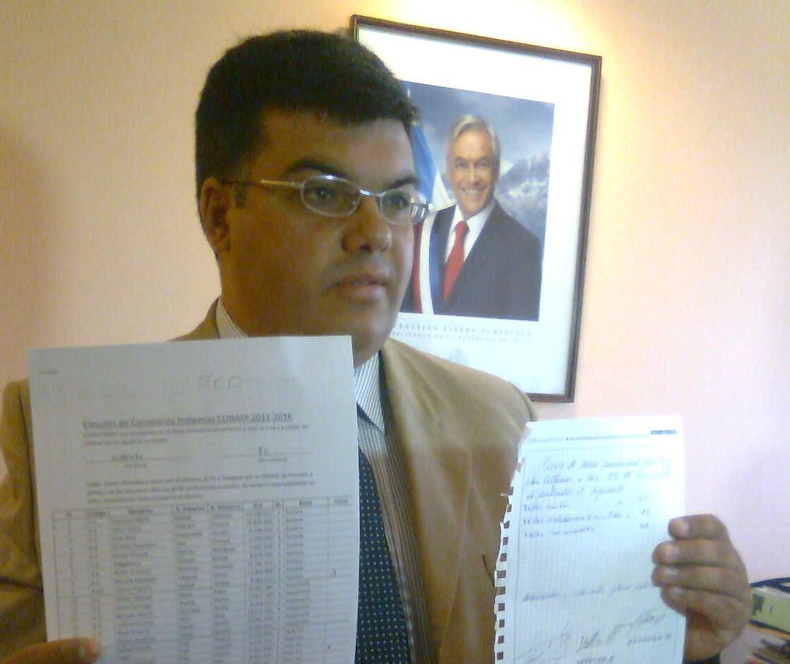 Director nacional de la CONADI |Luis Vergara (RBB)