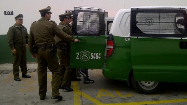 Detención | Carabineros de Chile
