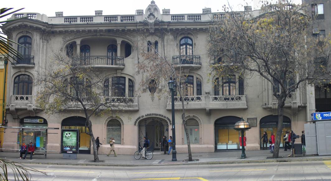 Sede del colegio de arquitectos abrir sus puertas para - Colegio de arquitectos toledo ...