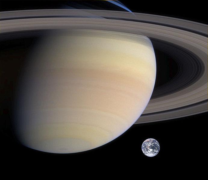 Saturno | Wikipedia (cc)