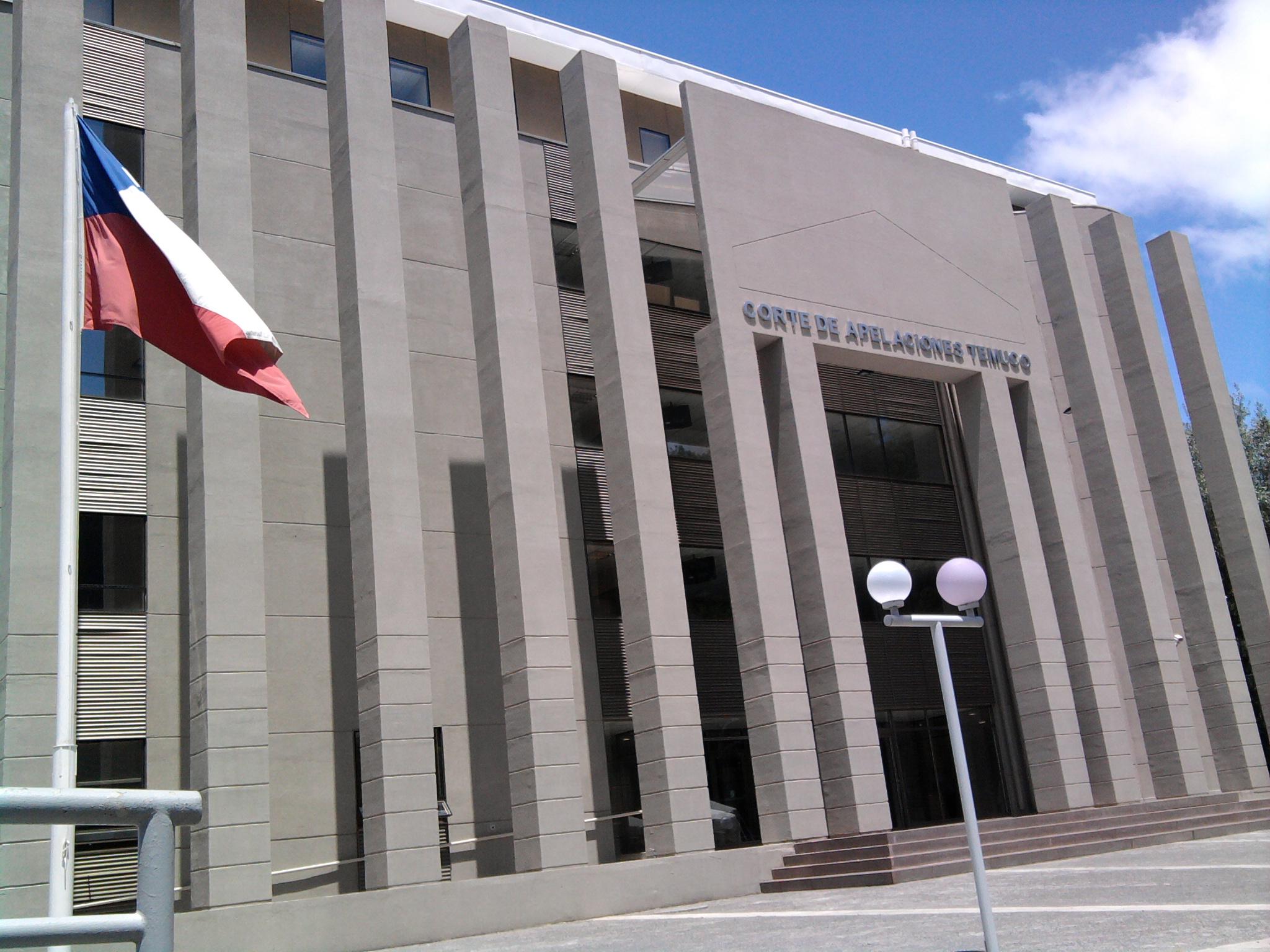 Corte de Apelaciones de Temuco   Carlos López (RBB)