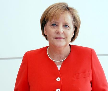 Angela Merkel | Wikimedia (cc)