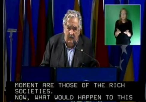 José Mujica | YouTube