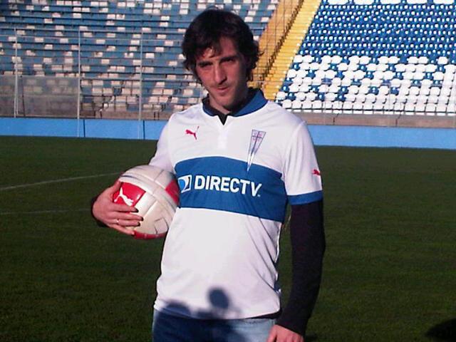 Presentación Sixto Peralta | Marco Escobar(RBB)