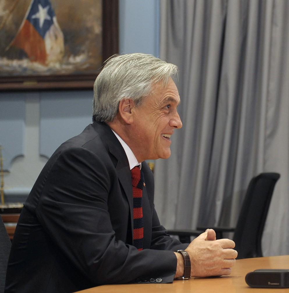 Sebastián Piñera   Presidencia de la República