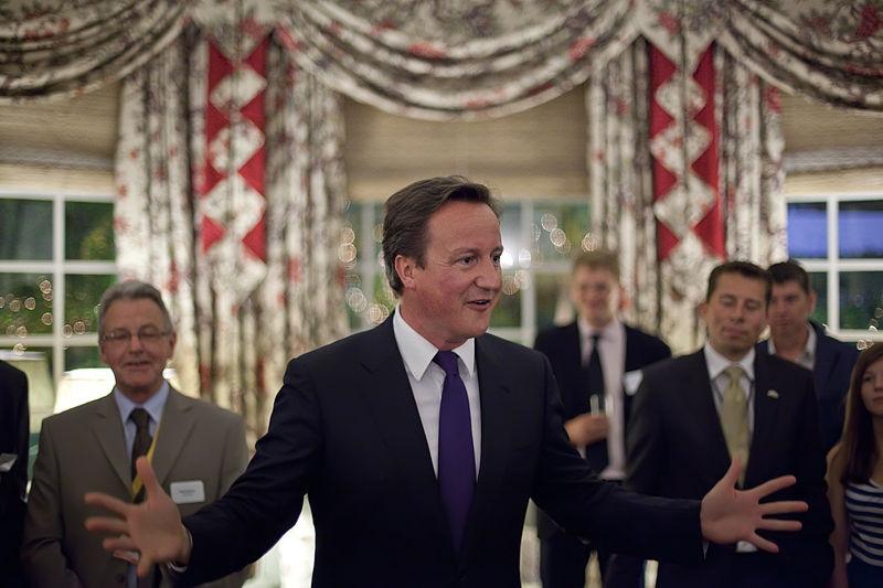 David Cameron   Wikimedia (Cc)