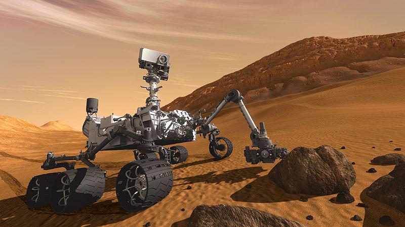 Curiosity | NASA (DP)