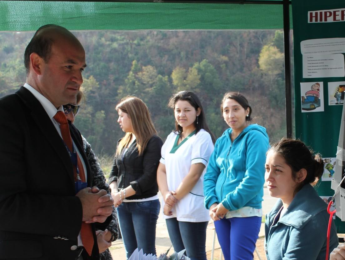 Director Servicio de Salud | C. Reyes (RBB)