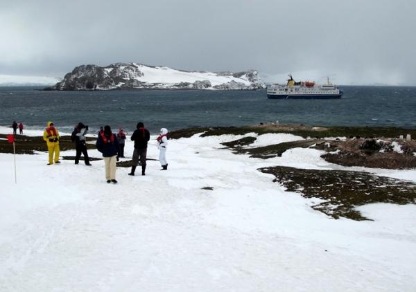Antártica XXI