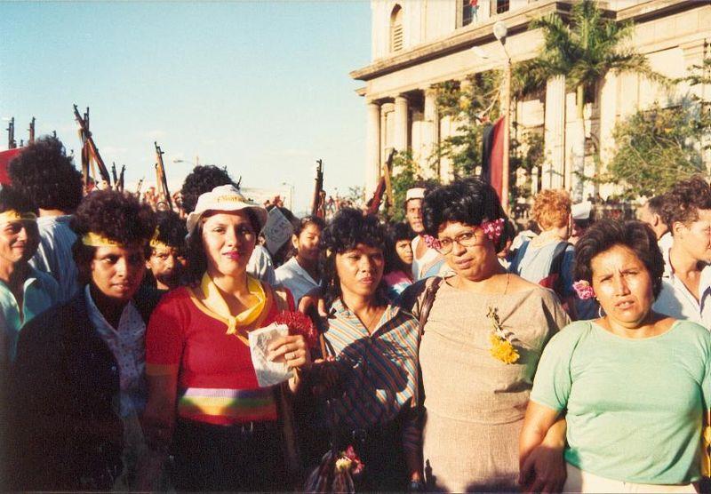 Día de la Mujer 1988 | Txo (cc)