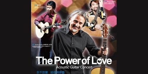 Afiche de la gira de Andrés Godoy
