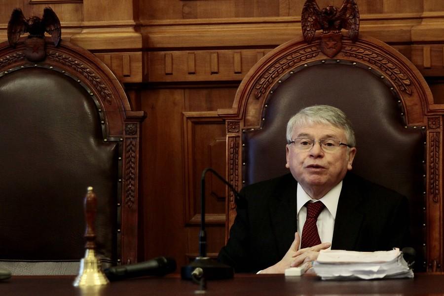 Hugo Dolmestch   Francisco Castillo   Agencia UNO