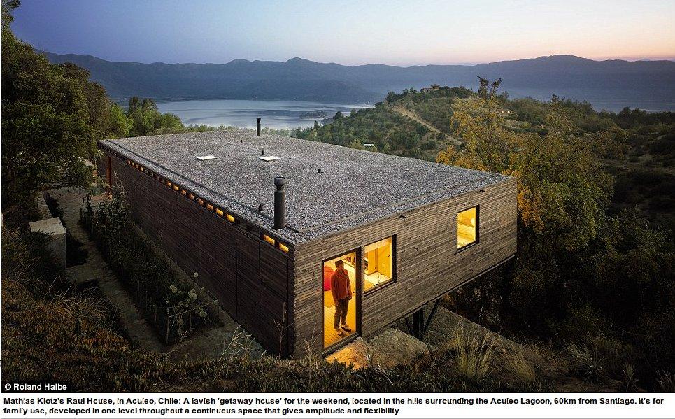 Arquitecto Chileno Aparece En Libro Que Destaca Los 60