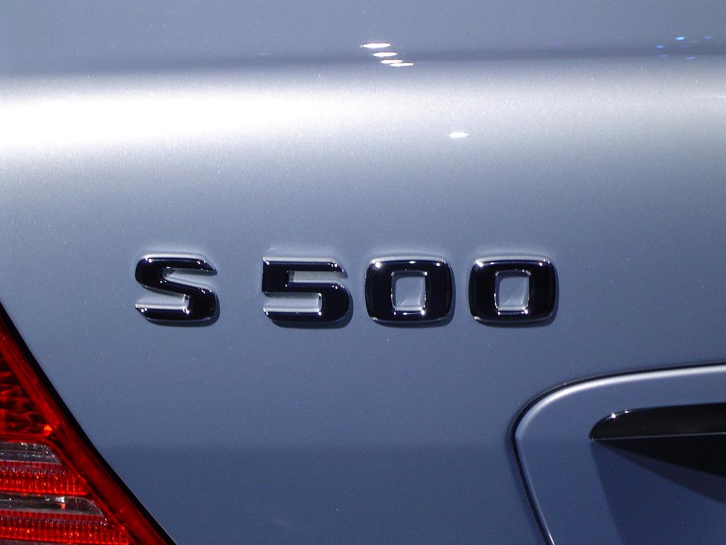 Mercedes Benz S 500 | Axel Schwenke (cc)
