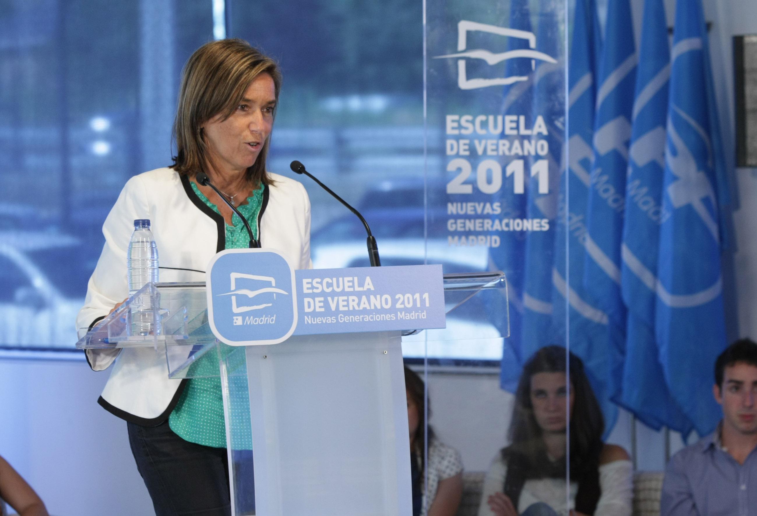 Ana Mato | PP Madrid (cc)