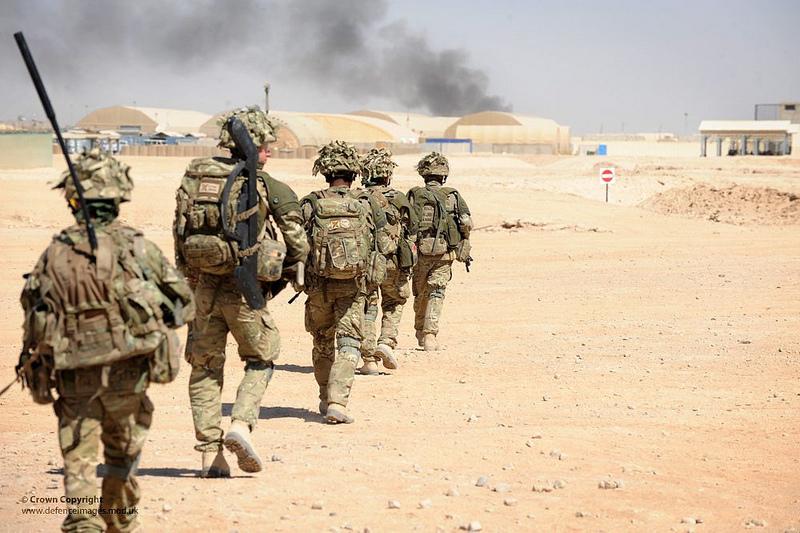 Imagen de Archivo | Mike O'Neill RLC LBIPP/UK Ministry of Defence