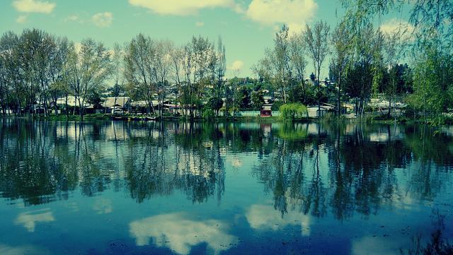 Lago Laja | crayonesrocket (CC)