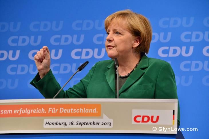 Ángela Merkel | www.glynlowe.com