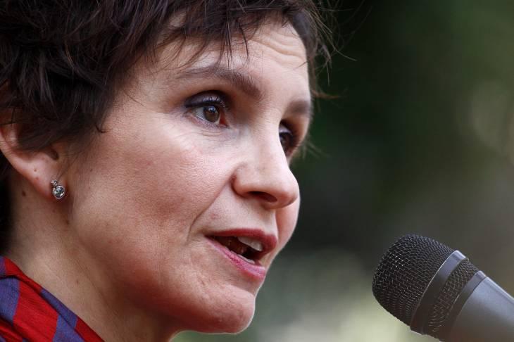 María José Vásquez | Agencia UNO