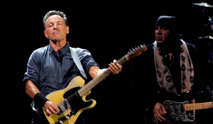Bruce Springsteen | Francisco Longa (Agencia UNO)