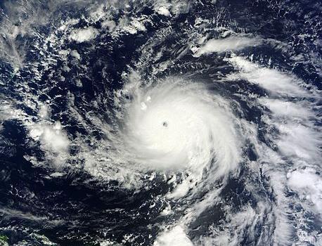 Tifón Bopha | NASA (DP)