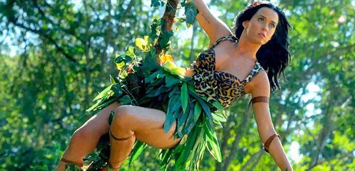 Katy Perry   Videoclip de Roar