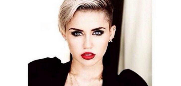 Miley Cyrus en Instagram