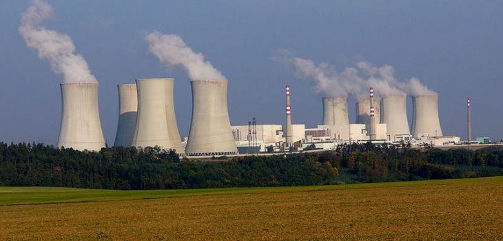 Archivo | Planta nuclear Dukovany | Wikimedia Commons
