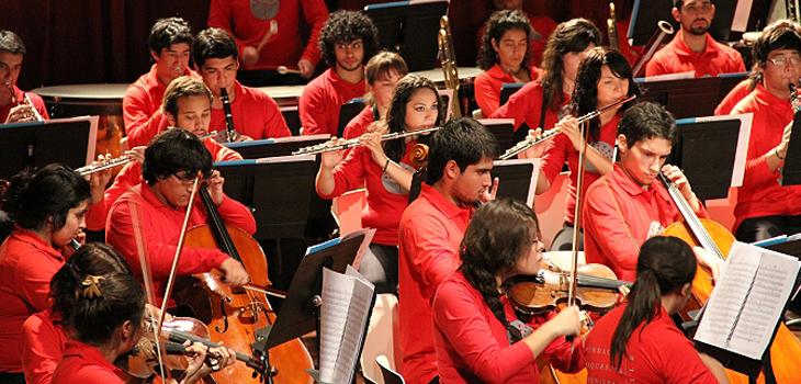 Sinfónica Nacional Juvenil (c)