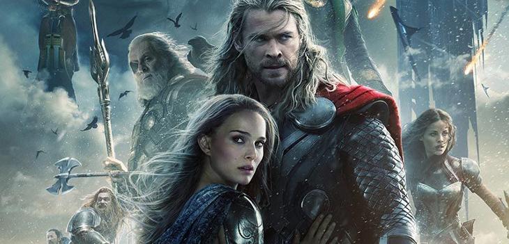 Thor: Un Mundo Oscuro | Marvel