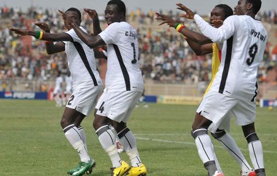 Federación de Fútbol de Ghana | Oficial