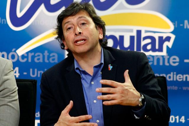 Archivo Pablo Rojas Madariaga   Agencia UNO