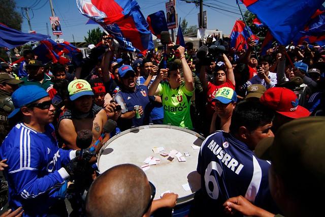 Archivo Francisco Zuñiga   Agencia UNO