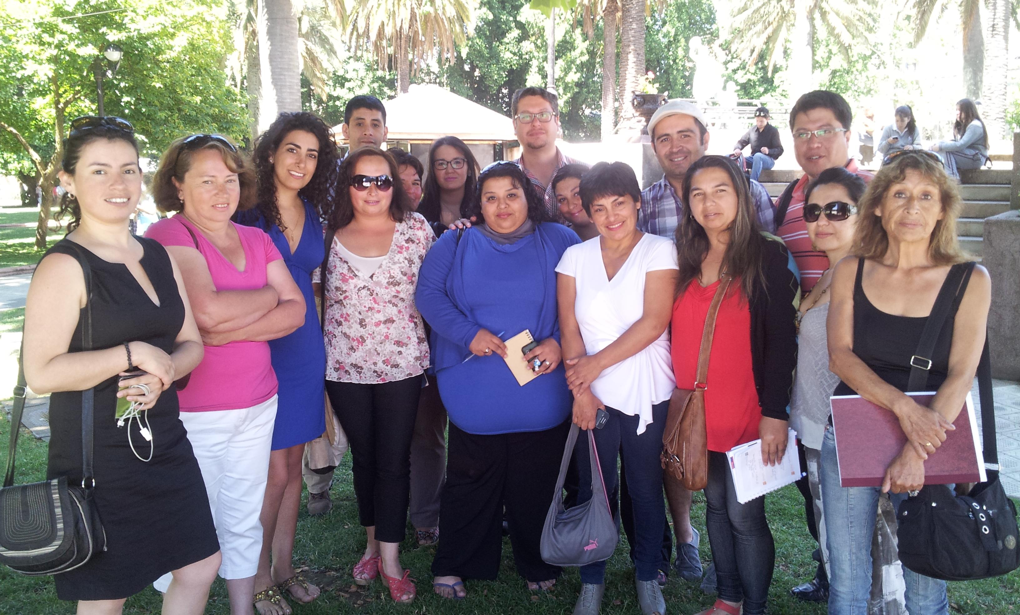 Familias de temuco acusan que viven en zonas de riesgo for Viveros en temuco