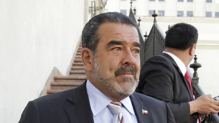Andrónico Luksic   Agencia UNO