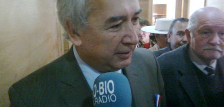 Alcalde Jaime Bertín | José Aedo (RBB)