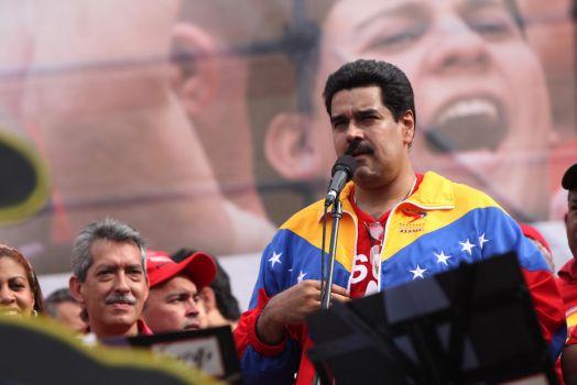 Nicolás Maduro / MPP Relaciones Exteriores (CC)