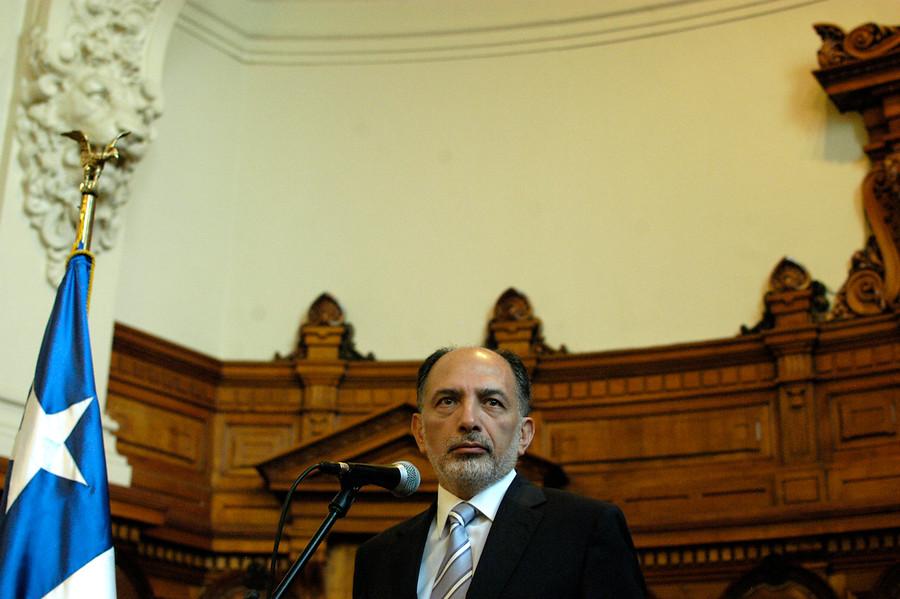 Sergio Muñoz | Pablo Vera/AgenciaUno
